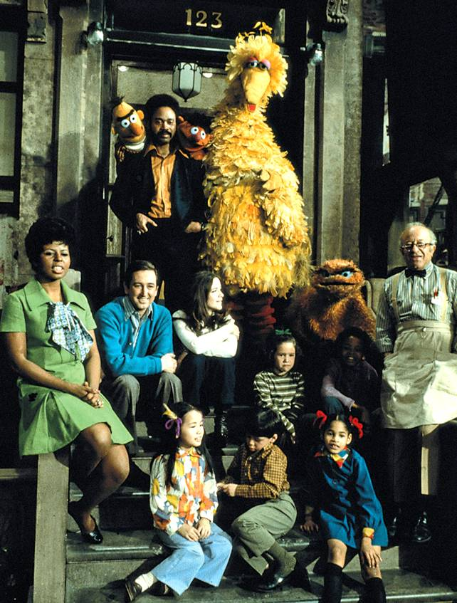 Sesame Street Celebrates 44 Years of Success - Protect My Public Media