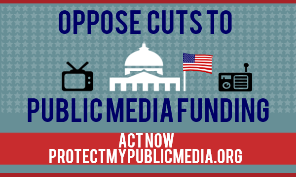 Oppose Cuts to Public M