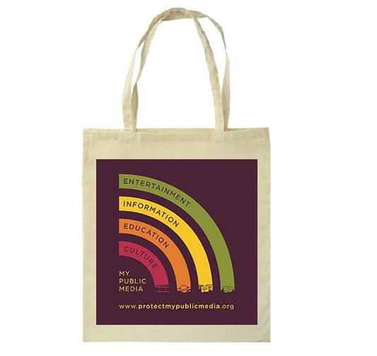 The Winning Tote Bag Design is In! - Protect My Public Media