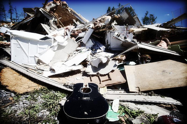 Cullman, Alabama Tornado Aftermath Photo credit: Flickr Creative Commons User Tabitha Kaylee Hawk, Not affiliated with Protect My Public Media.