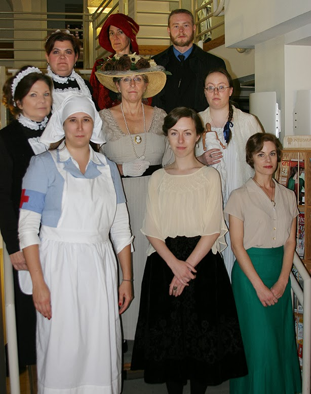 Downton Abbey Halloween Costumes