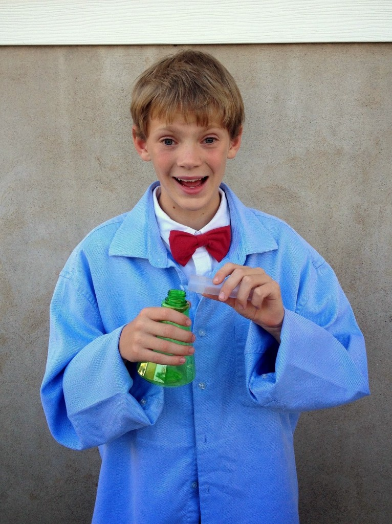 Bill Nye the Science Guy Halloween Costume