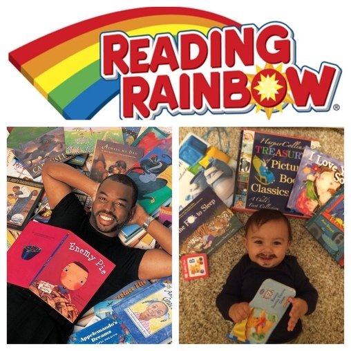 Reading Rainbow Halloween Costumes