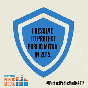 I resolve to protect public media