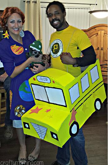ms frizzle u0026 the magic school bus
