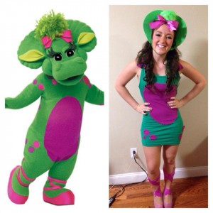 baby bop from barney Public Media Halloween Costumes