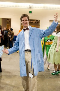 bill nye the science guy Public Media Halloween Costumes