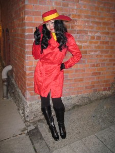 carmen sandiego Public Media Halloween Costumes