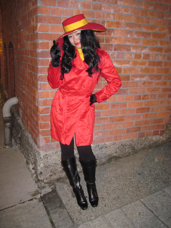 carmen sandiego Public Media Halloween Costumes & 25 Brilliant Public Television Halloween Costumes - Protect My ...