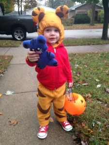 daniel Tiger Public Media Halloween Costumes
