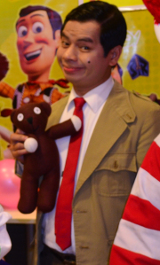 mr bean Public Media Halloween Costumes