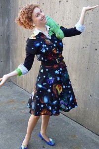 ms frizzle Public Media Halloween Costumes