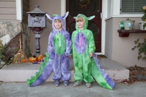 zak and wheezie Public Media Halloween Costumes