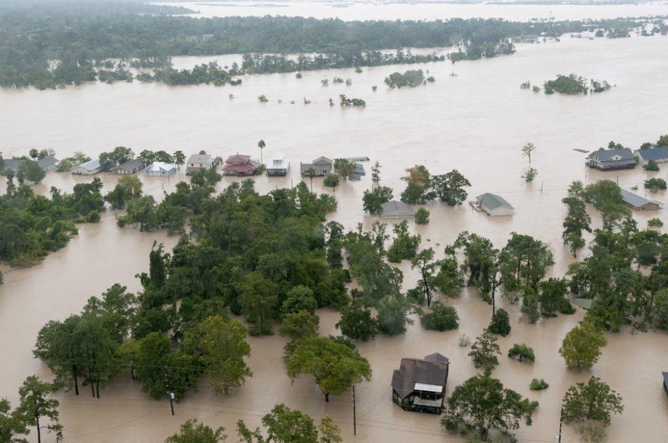 Houston Public Media Aerial Photo